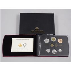2014 Specimen Mint Coin Set 'Ferruginous Hawk'