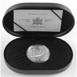 .925 Sterling Silver $20.00 Proof Coin - William D