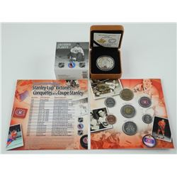 RCM - Lot Montreal Coin Folio and 9999 Fine Silver