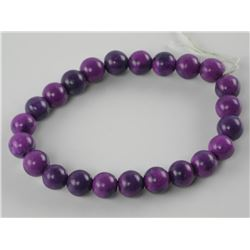 Gemstones Flex Bead Bracelet (OR)