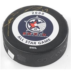 50th NHL All Star Puck - Signed Mats Sundin