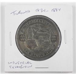 Toronto (1834-1884) Industrial Exhibition Scarce M