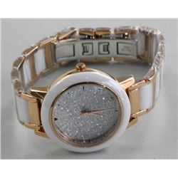 Custom Ladies Designer Watch, Swarovski Elements F