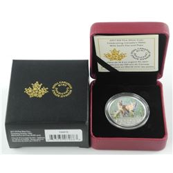 .9999 Fine Silver $10.00 Coin - Wild Swift Fox and
