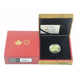 RCM 2018 - 18kt Gold Coin, Year of The Dog $150.00