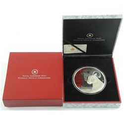 RCM - 2015 - .9999 Fine Silver $250.00 Coin, 'Year of the Sheep' Limited Edition/388 World. 1 KILO C