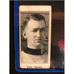 1923 V128-1 PAULIN'S CANDY #2 Pete Speirs