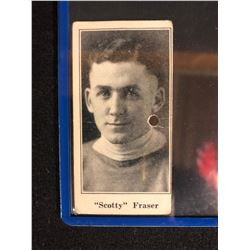"1923 V128-1 PAULIN'S CANDY #53 ""Scotty"" Fraser"