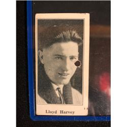 1923 V128-1 PAULIN'S CANDY #11 Lloyd Harvey