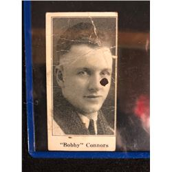 """1923 V128-1 PAULIN'S CANDY #12 """"Bobby"""" Connors"""