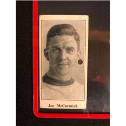 1923 V128-1 PAULIN'S CANDY #43 Joe McCormick