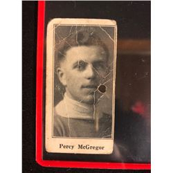 1923 V128-1 PAULIN'S CANDY #50 Percy McGregor