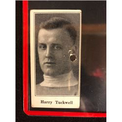 1923 V128-1 PAULIN'S CANDY #51 Harry Tuckwell