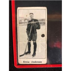 1923 V128-1 PAULIN'S CANDY #66 Ernie Anderson