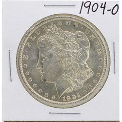 1904-O $1 Morgan Silver Dollar Coin