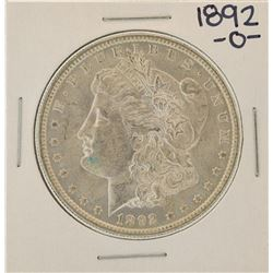 1892-O $1 Morgan Silver Dollar Coin