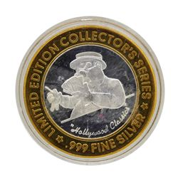 .999 Silver Grand Casino $10 Limited Edition Gaming Token