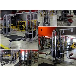 FEATURE - LIFE FITNESS MULTI WORKOUT STATIONS