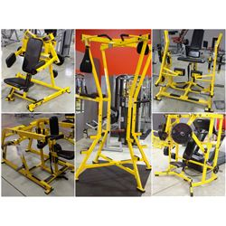 FEATURE - HAMMER STRENGTH FITNESS EQUIPMENT