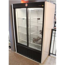 HABCO SLIDING DOUBLE GLASS DOOR COOLER