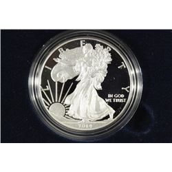 2014-W PROOF AMERICAN SILVER EAGLE