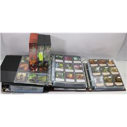 LARGE COLLECTION OF WORLD OF WARCRAFT TRADING