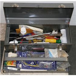 ESTATE CRAFTSMAN TOOLBOX WITH CONTENTS
