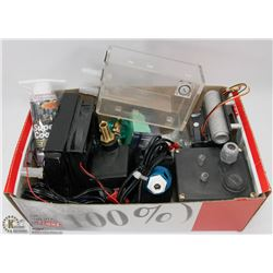 LOT OF ASSORTED COMPUTER WATER COOLING SYSTEMS