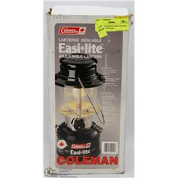 COLEMAN EASILITE 2000 LANTERN, COMES WITH EXTRA