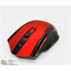 RED GAMING MOUSE