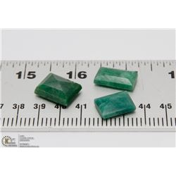 #86-NATURAL GREEN EMERALD GEMSTONE 47CT
