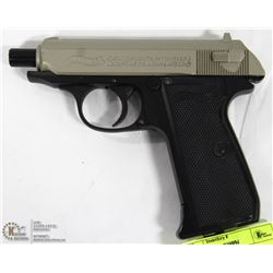 WALTHER PPK/S CO2 4.5MM BB PISTOL, AUTHENTIC