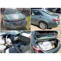 FEATURED ESTATE 2008 TOYOTA CAMRY