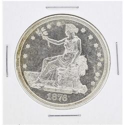 1876-S $1 Seated Liberty Trade Silver Dollar Coin