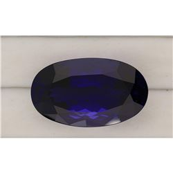 100.08 ctw Oval Cut Tanzanite Parcel