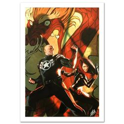 Secret Avengers #6 by Stan Lee - Marvel Comics