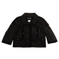 Ladies Chanel Cotton and Cashmere Jacket