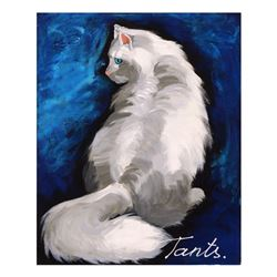 Original acrylic painting by Tants