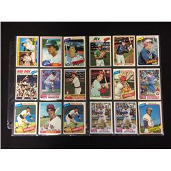 1970'S BASEBALL TRADING CARDS LOT