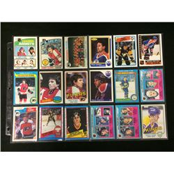 1970-80'S HOCKEY CARDS LOT (STAR CARDS INCLUDED)