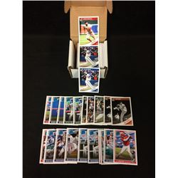 2018 DONRUSS BASEBALL TRADING CARDS LOT