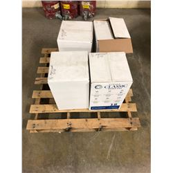 """Lot of 4 Boxes of 18"""" Stretch Film"""