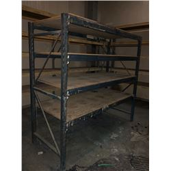 "Section of Racking 96""x96""x42"""