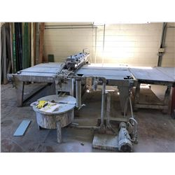 Koch Industrial Curtain Paint Coater w/Oven