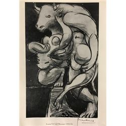 The Beast - Pablo Picasso Lithograph