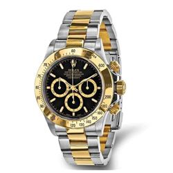 Rolex Daytona 18k yellow gold crown link Men