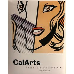 "Roy Lichtenstein""Calarts 25th Century"""