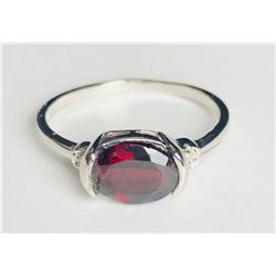Beautiful Blood Diamond Ring(cts)