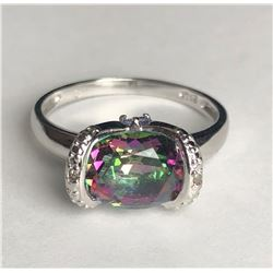 Gorgeous Multi Color Diamond Ring(cts)
