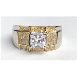 Marvelous 18k Diamond Ring (cts)